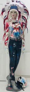 David Cintract mannequin america