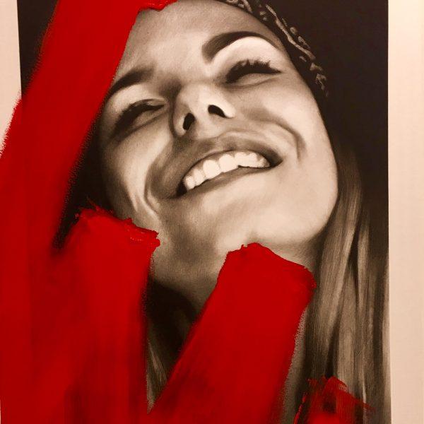Valentin van der Meulen 195 x 130 cm