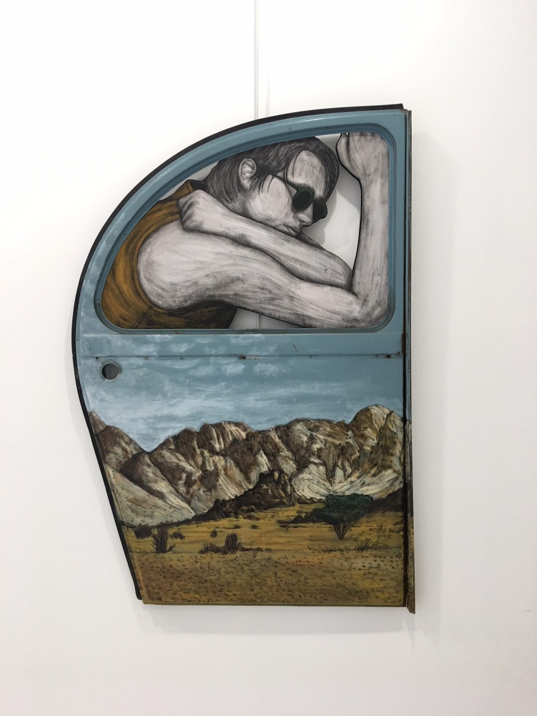 "Levalet ""Passage1"" 100 x 70cm"