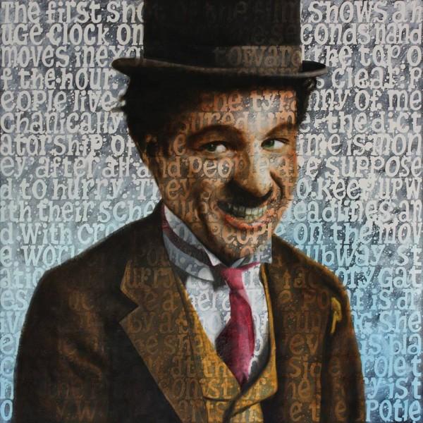 Jean Claude Cuenca - Charly Chaplin