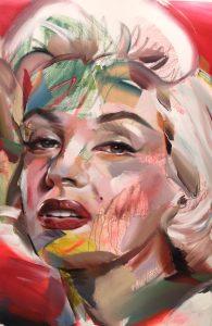 Pascal Vilcollet Marilyn Monroe