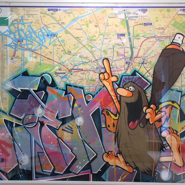 """Zenoy """"plan RATP"""""""