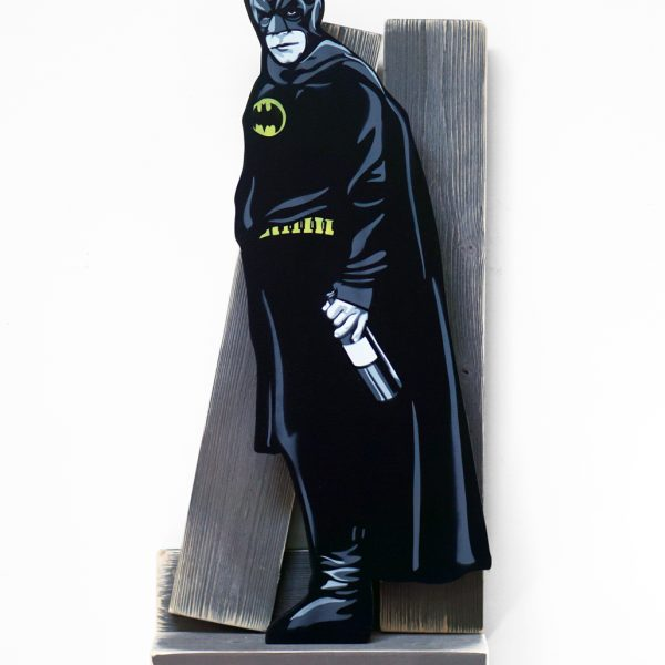 "Joe Iurato ""Batman"" 60X30cm"