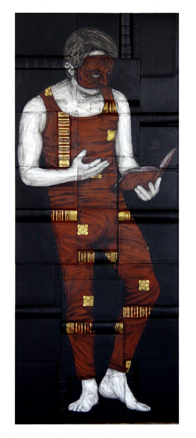 "Levalet ""Play your art"" 125 x 51 cm."