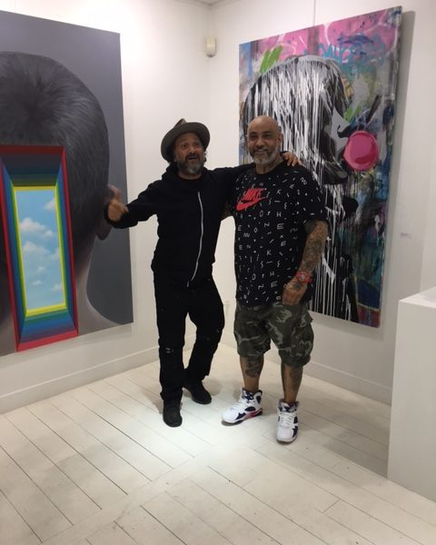 Mr Brainwash & Cope 2