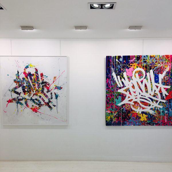 Tableau Zenoy Galerie Geraldine Zberro