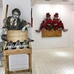 """Exposition """"Undercover"""" Levalet"""