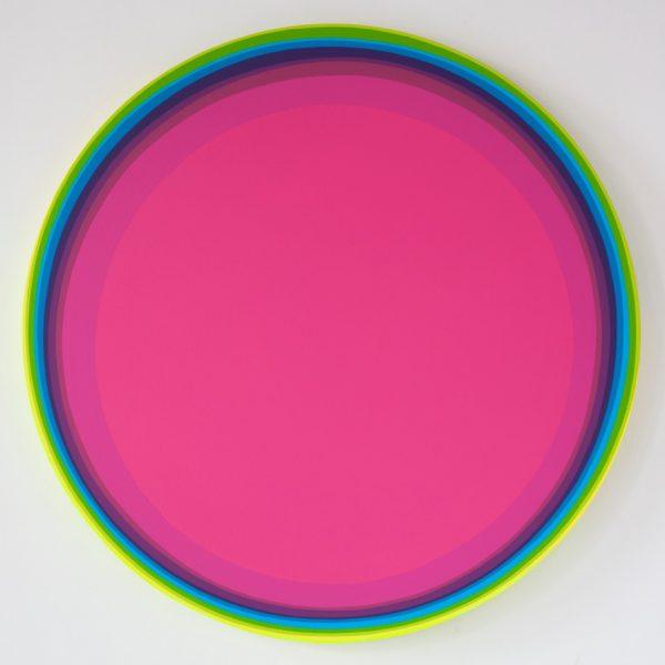 """Jan Kalab """"Pink"""" 100cm."""