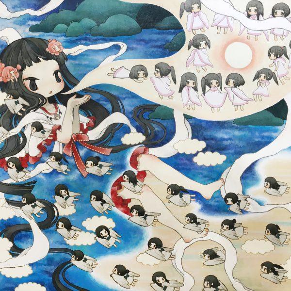 Ryoko-History-73x91cm