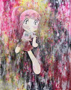 Kojiro Matsumoto 91 x 73 cm.