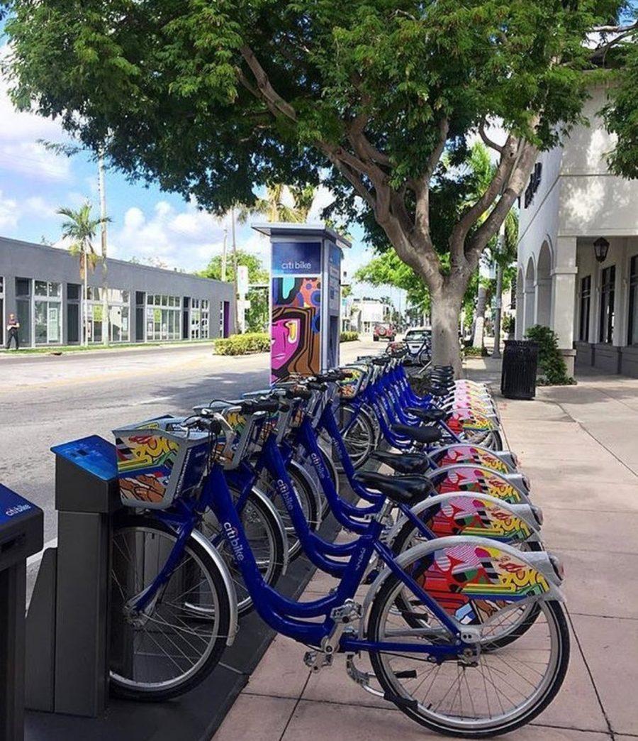 Pro176 Citybike Miami.