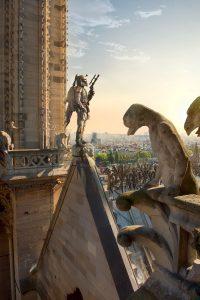 """Laurent Pons """"Notre Dame de Paris"""" 90 x 60 cm."""