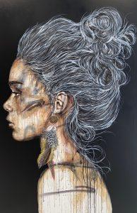 "Antoine Stevens ""Arinna"" 150 x 100 cm"
