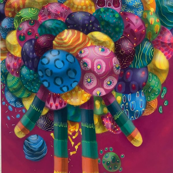 """TOZ """"Jardinn Colorido"""" 130 x 100 cm"""