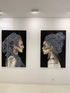 Antoine Stevens @Galerie geraldine Zberro