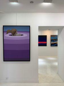 Seth Globepainter @Galerie geraldine Zberro