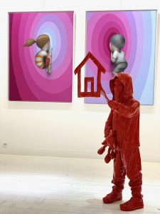 James Colomina et Seth Globepainter exposent à la galerie Géraldine Zberro