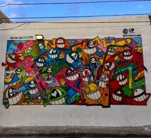 Pez barcelona in Winwood Walls Miami